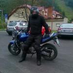 autoškola motorka